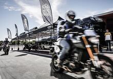 Yamaha, tour MT e Sport-Touring 2016