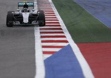 F1, Gp Russia 2016, Rosberg: «Gara straordinaria, ma la strada è ancora lunga»