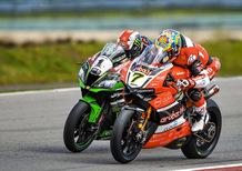 Rea e Davies, i dominatori della Superbike 2016