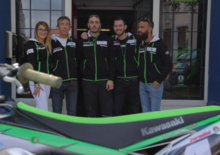 Team Motostyle Kawasaki, una stagione ambiziosa