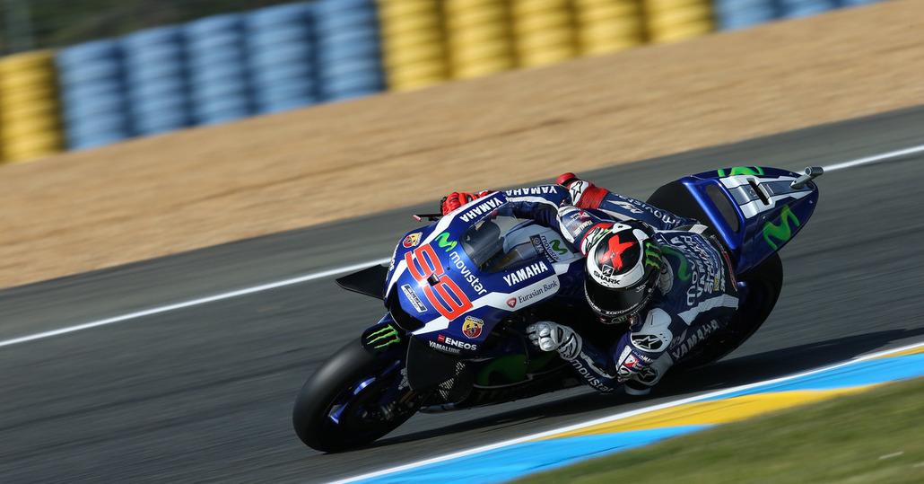 A Le Mans vince Jorge Lorenzo