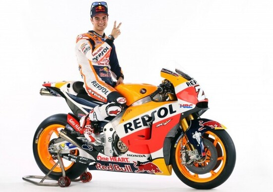 MotoGP, Pedrosa rinnova con la Honda fino al 2018