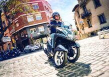 Yamaha Tricity 155: un nuovo tre ruote da Iwata
