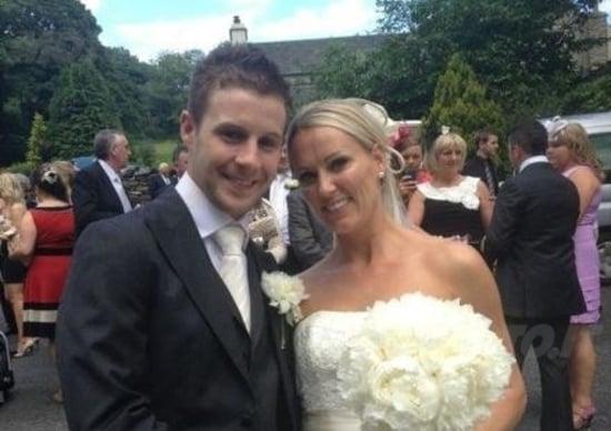 Jonathan rea wedding