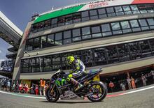 """MotoGP 2016. Rossi: """"Avrei potuto anche battere Lorenzo"""""""