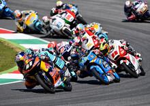 MotoGP 2016. Binder in Moto3, Zarco batte Baldassarri in Moto2