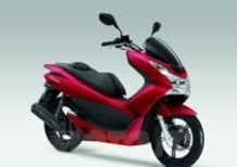 Honda PCX 150. Già nelle concessionarie a 2.410 Euro