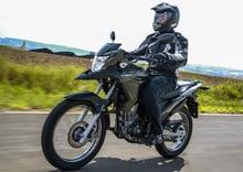 Honda XRE 190. Nata per il Brasile