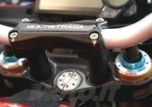 Print: proteggi piastra di sterzo Ducati Multistrada