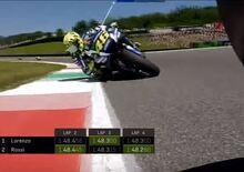 Velentino Rossi e il GP del Mugello