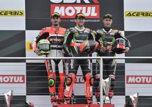 SBK 2016. GP del Regno Unito. Sykes vince Gara 1 a Donington