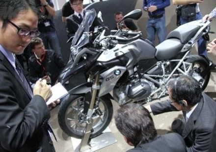 bmw gs 2013 colonia  11 8
