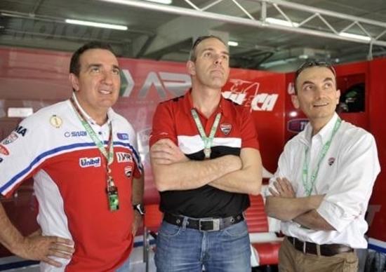 Superbike. Rottura tra il team Althea e la Ducati