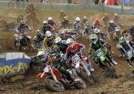 Internazionali d'Italia Motocross: nel 2013 solo 3 prove