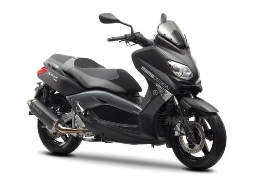 Le novit yamaha scooter a eicma 2012 news - Momo design prezzi ...