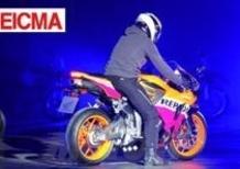 Honda CBR 600RR a EICMA 2012