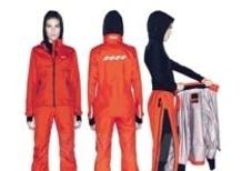 Pirelli presenta la linea di abbigliamento rain Capsule Collection Sottosella