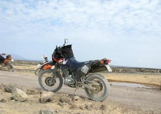 Viaggi in moto. Raid in Etiopia