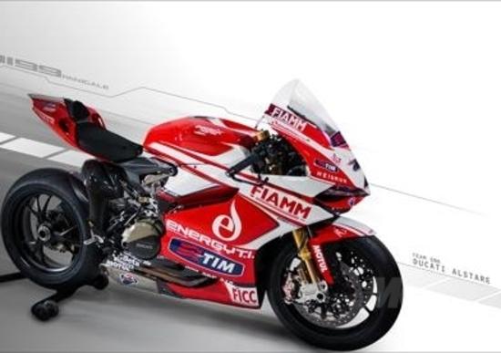 SBK 2013: FIAMM SPA sponsor ufficiale del team SBK Ducati Alstare