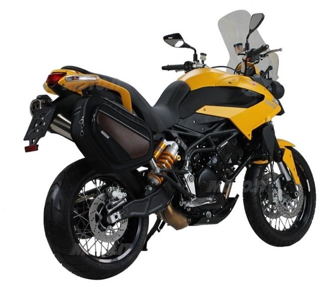 moto morini granpasso 1200 travel yellow news. Black Bedroom Furniture Sets. Home Design Ideas