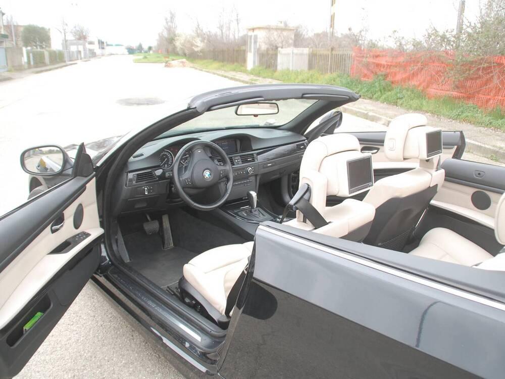 BMW Serie 3 Cabrio 325d cat  Futura del 2010 usata a Santarcangelo di Romagna