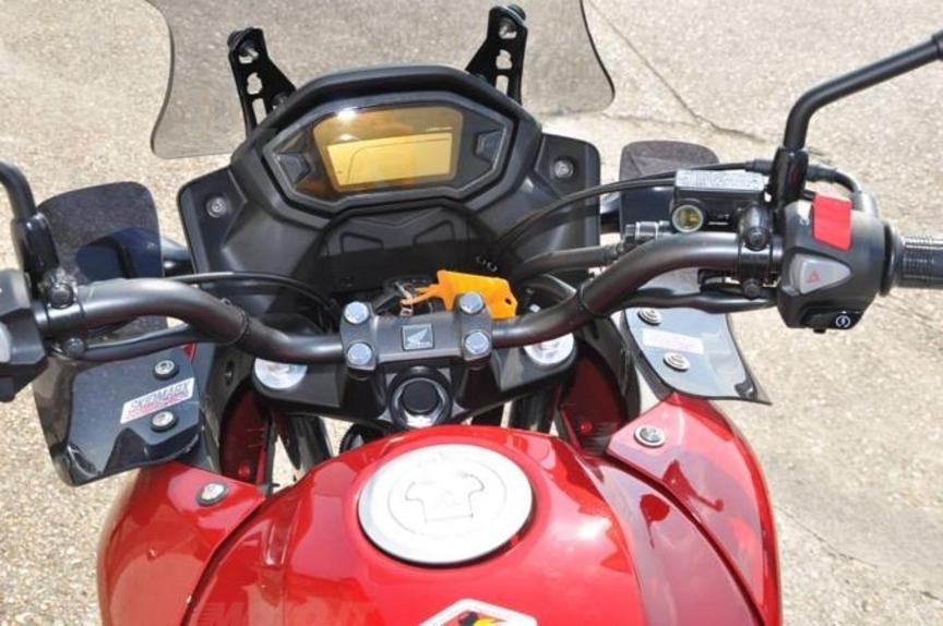 Styl presenta il kit skidmarx per honda cb500x accessori for Kit per il portico anteriore