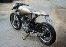 Le Strane di Moto.it: Yamaha Virago 535 Café Racer