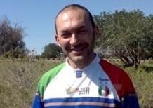 Sei Giorni 2013 Sardegna. The Track. Mario Rinaldi