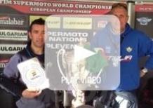 Intervista ad Attilio Pignotti, capitano della squadra azzurra Supermoto