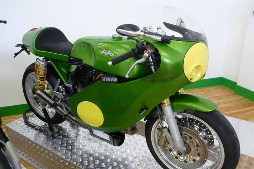 Nascono officina moto italia e la prima paton stradale for Officina moto italia