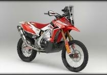 honda crf450 rally2