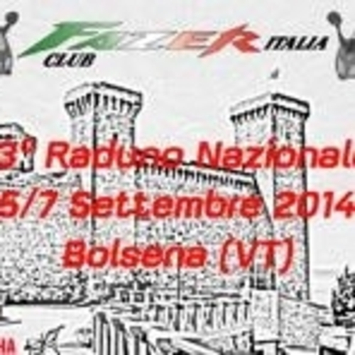 13 raduno nazionale fazeritalia dal 5 al 7 settembre a for Fazeritalia forum