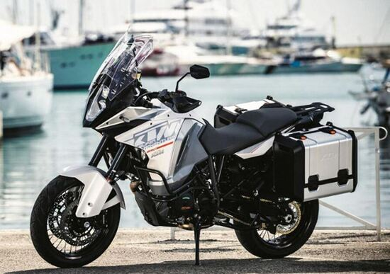 KTM 1290 Super Adventure 2015: eccola