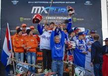 Motocross delle nazioni Europee. L'Italia vince tutto a Pakov