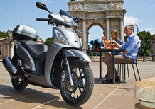 Nuovo Kymco People GTi 2015