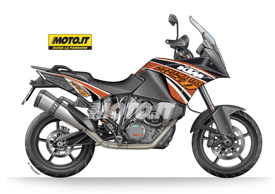 KTM 1050 Adventure 2015: come sarà!