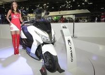 Kymco Agility Maxi 300