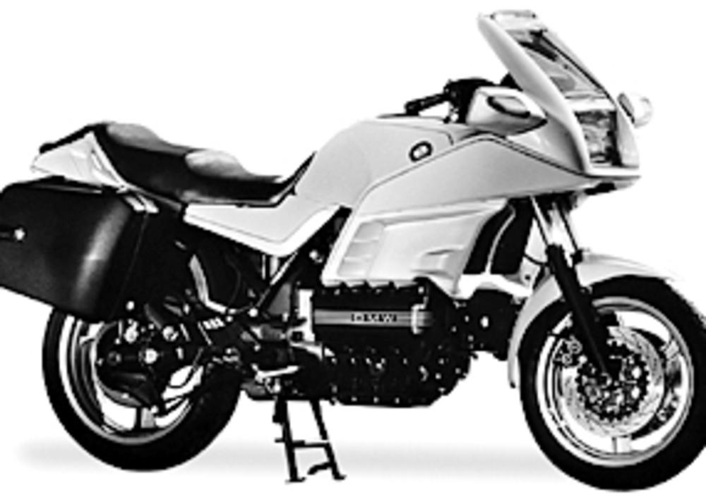 Bmw K 100 RS 16v.