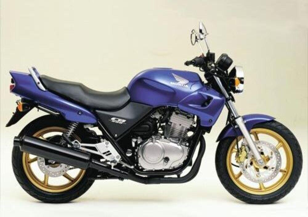 Honda CB 500 (1993 - 04)