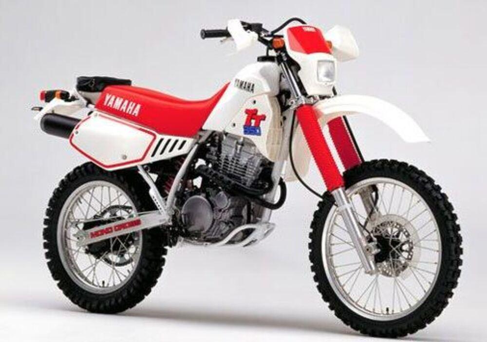 Yamaha Tt 350 1986 95 Prezzo E Scheda Tecnica