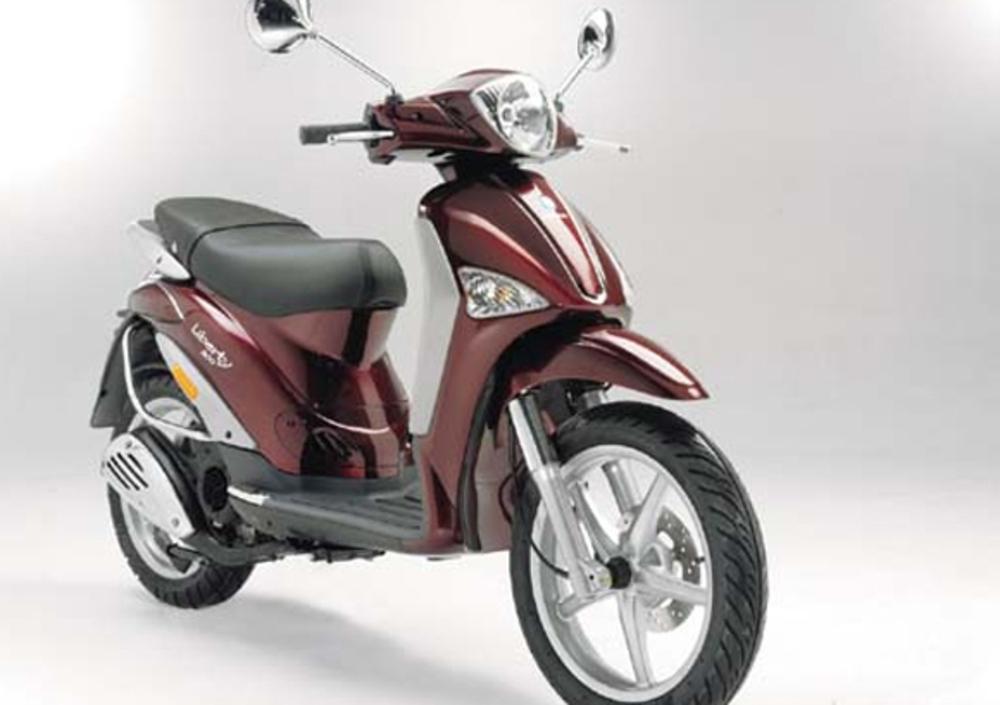 Piaggio Liberty 125 4T (2003 - 13)