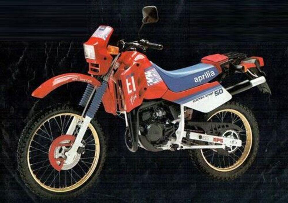 Aprilia Et Fire 50 Prezzo E Scheda Tecnica Moto It
