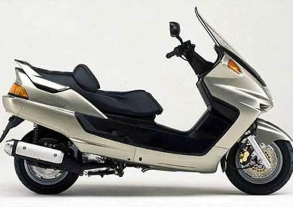 Yamaha Majesty 250 - 1999 dx - Moto e Scooter In vendita a