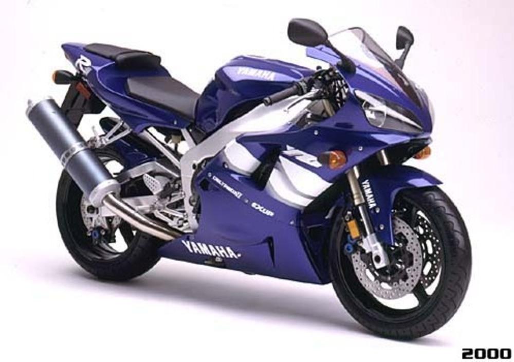 Yamaha yzf r1 2000 01 prezzo e scheda tecnica for 01 yamaha r1