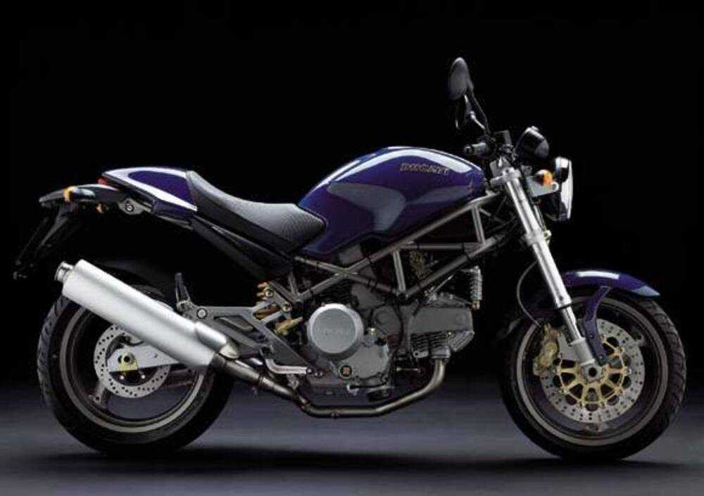 ducati monster 750 i e 2002 prezzo e scheda tecnica. Black Bedroom Furniture Sets. Home Design Ideas