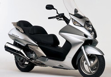 Honda Silver Wing 600 (2001 - 05)