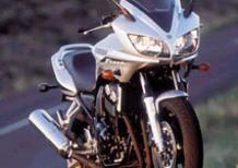 Yamaha FZS 600 Fazer (2002 - 03)