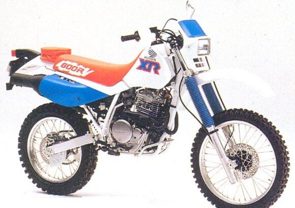 Honda XR 600 R (1990 - 94)