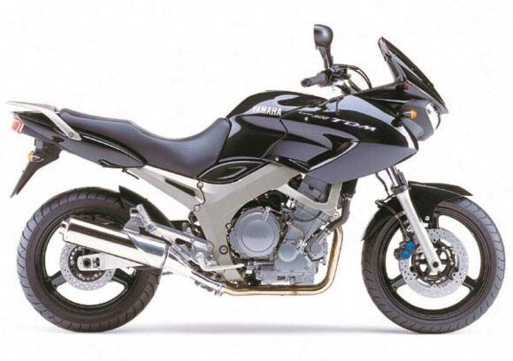 Yamaha TDM 900 (2002 - 14)
