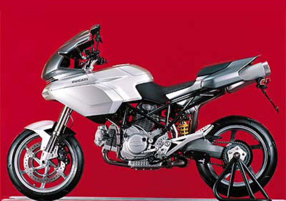 Ducati Multistrada 1000 DS (2003 - 06)
